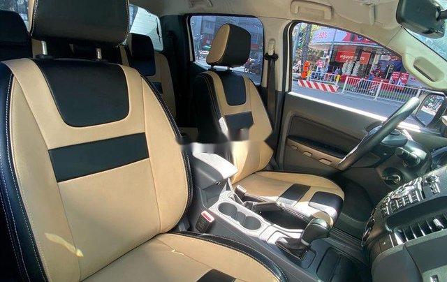 Cần bán lại xe Ford Ranger sản xuất năm 2017, màu trắng8