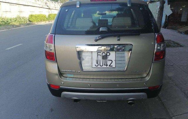 Cần bán xe Chevrolet Captiva sản xuất năm 2008 còn mới5