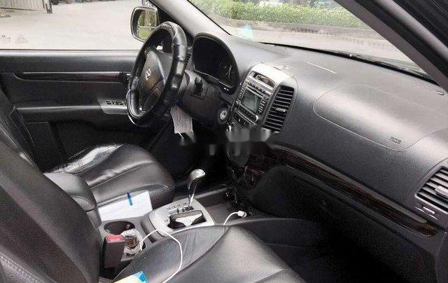 Cần bán xe Hyundai Santa Fe đời 2011, màu đen, nhập khẩu5