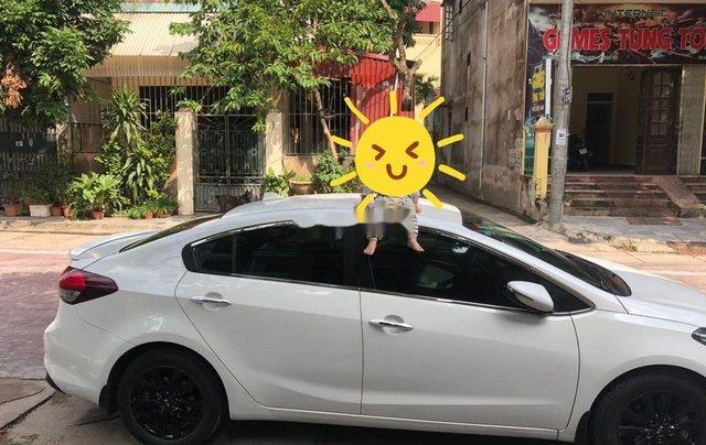 Bán xe Kia Cerato sản xuất 2017, xe nhập còn mới giá cạnh tranh0