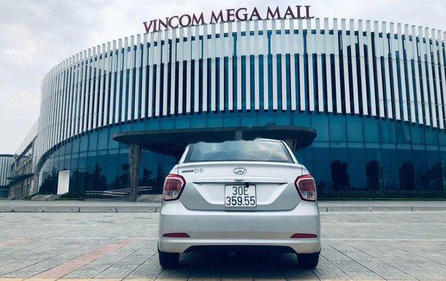 Cần bán xe Hyundai Grand i10 đời 2016, màu bạc, nhập khẩu chính chủ4