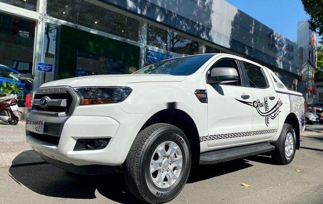 Cần bán lại xe Ford Ranger sản xuất năm 2017, màu trắng4