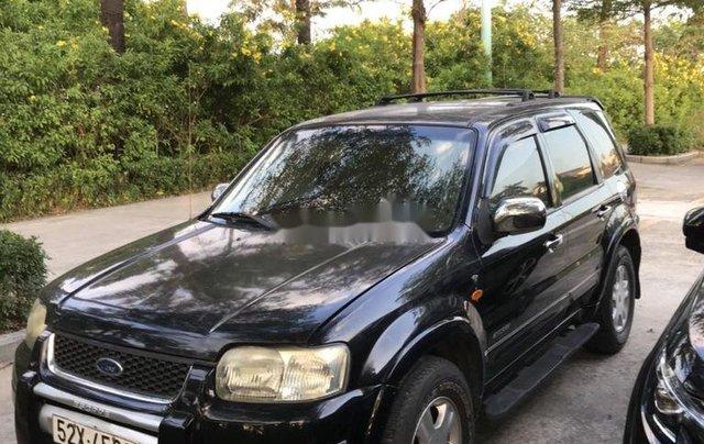 Cần bán lại xe Ford Escape năm 2010, xe nhập xe gia đình, giá 135tr0