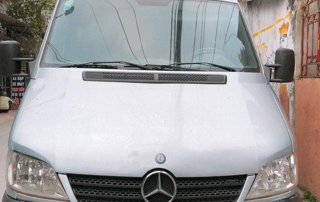 Cần bán xe Mercedes - Benz Spinter đời 20073