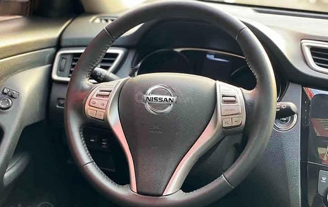 Bán ô tô Nissan X trail sản xuất 2017, màu bạc2