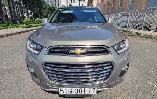 Bán xe Chevrolet Captiva LTZ 2017 số tự động0
