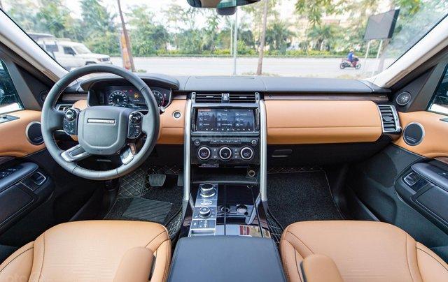 Bán LandRover Discovery HSE Luxury 3.0l sản xuất 2019, màu đen, xe cũ5