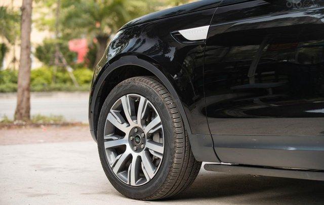 Bán LandRover Discovery HSE Luxury 3.0l sản xuất 2019, màu đen, xe cũ3