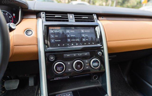 Bán LandRover Discovery HSE Luxury 3.0l sản xuất 2019, màu đen, xe cũ6