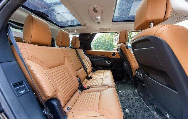 Bán LandRover Discovery HSE Luxury 3.0l sản xuất 2019, màu đen, xe cũ8