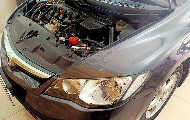 Cần bán xe Honda Civic sản xuất 2007, màu xám còn mới giá cạnh tranh3