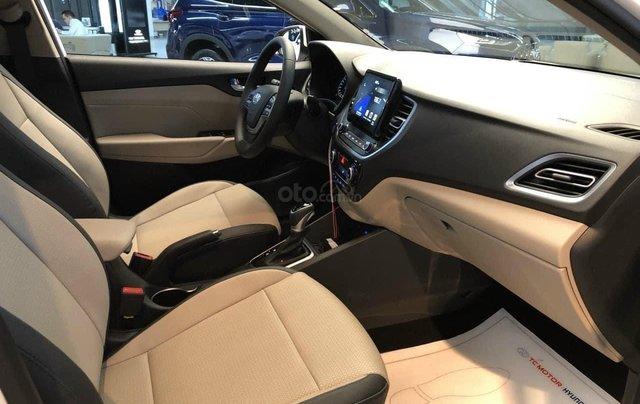 [TP. Hồ Chí Minh] mua xe Hyundai Accent 2021 sẵn xe giao ngay, ưu đãi hấp dẫn cho khách hàng8