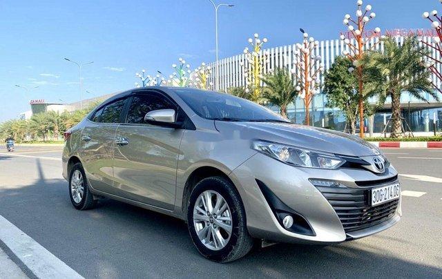 Cần bán gấp Toyota Vios năm sản xuất 2020, giá ưu đãi2