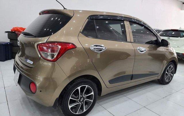 Cần bán xe Hyundai Grand i10 sản xuất năm 2017, 345 triệu8