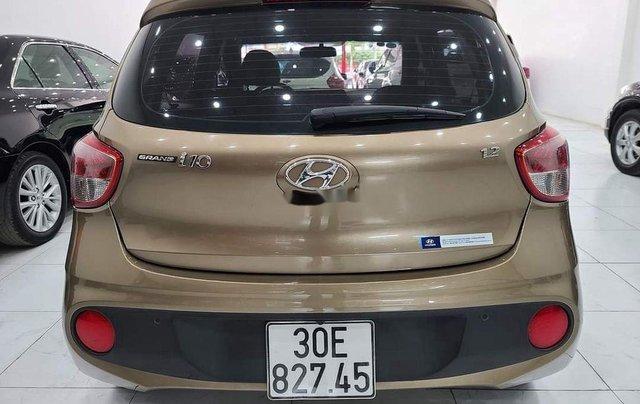 Cần bán xe Hyundai Grand i10 sản xuất năm 2017, 345 triệu10