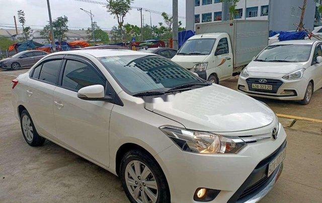 Cần bán lại xe Toyota Vios năm sản xuất 2018 giá cạnh tranh0