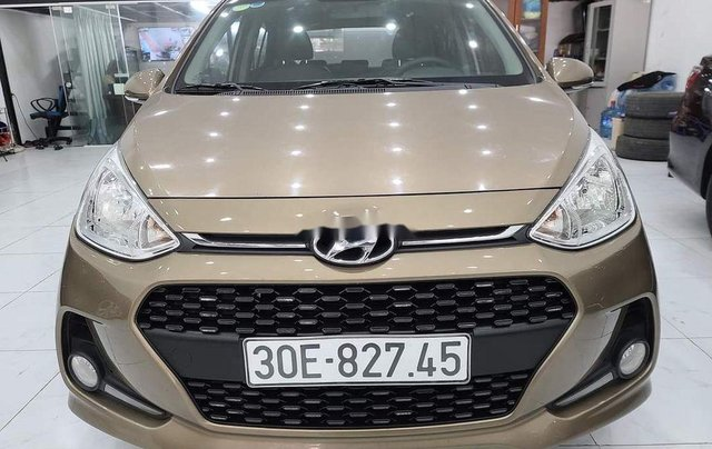 Cần bán xe Hyundai Grand i10 sản xuất năm 2017, 345 triệu0