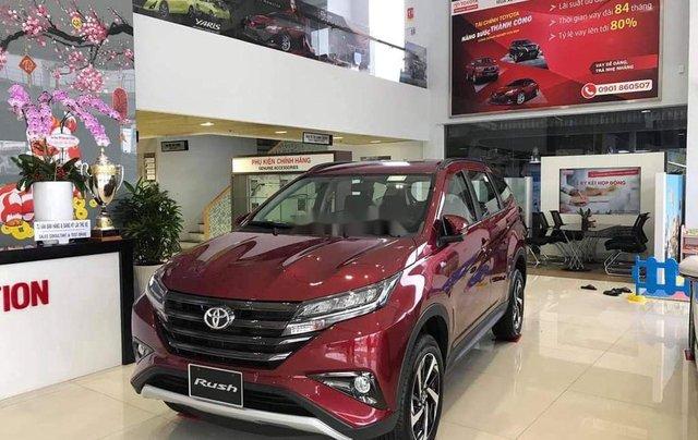 Bán Toyota Rush năm sản xuất 20200