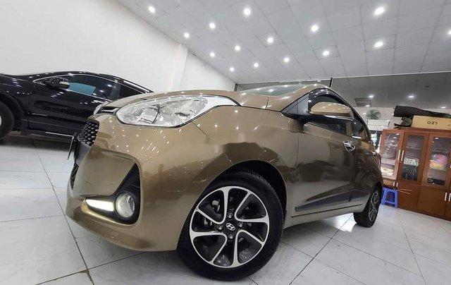 Cần bán xe Hyundai Grand i10 sản xuất năm 2017, 345 triệu6