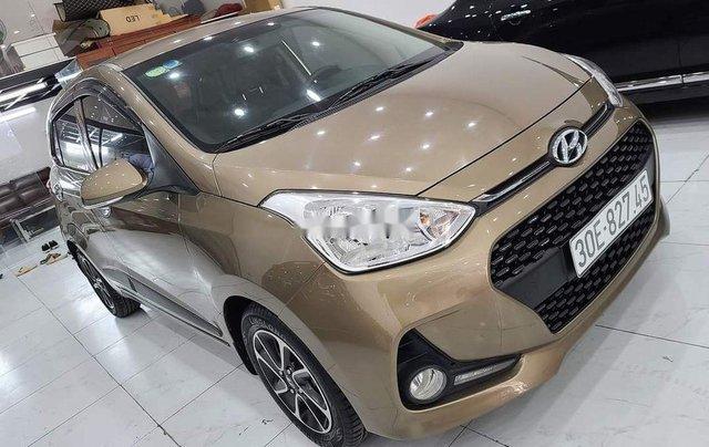 Cần bán xe Hyundai Grand i10 sản xuất năm 2017, 345 triệu1