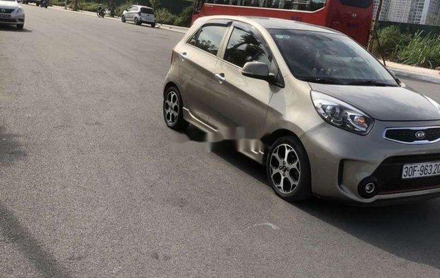 Cần bán lại xe Kia Morning năm 2015, giá 282tr5