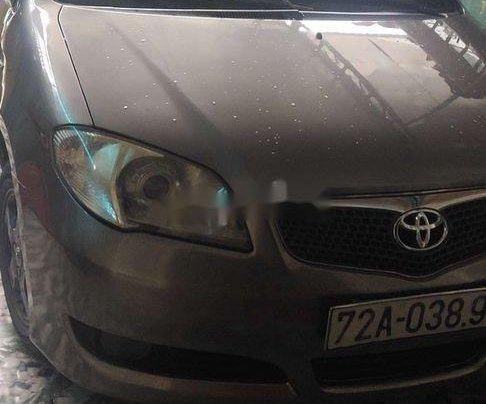 Xe Toyota Vios sản xuất năm 2006, nhập khẩu nguyên chiếc còn mới, giá 155tr0