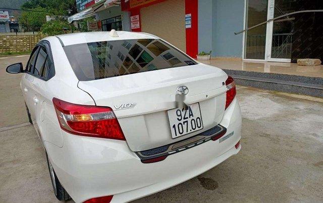 Cần bán lại xe Toyota Vios năm sản xuất 2018 giá cạnh tranh3