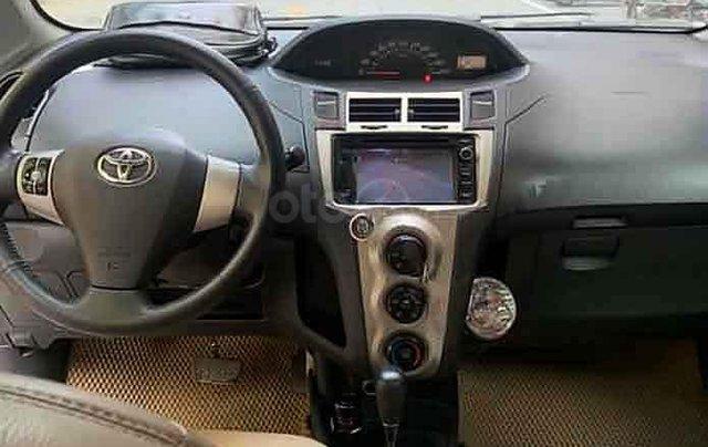Bán Toyota Yaris sản xuất 2010, màu trắng, nhập khẩu còn mới1
