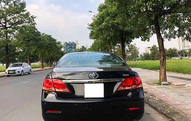 Cần bán gấp Toyota Camry năm sản xuất 2008, màu đen còn mới3
