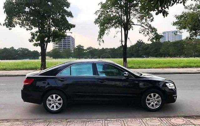 Cần bán gấp Toyota Camry năm sản xuất 2008, màu đen còn mới5