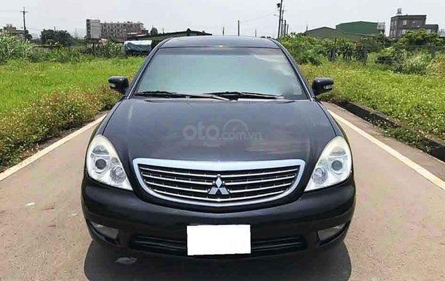 Cần bán gấp Mitsubishi Grunder sản xuất 2008, màu đen giá cạnh tranh1