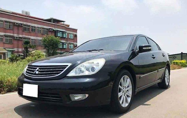 Cần bán gấp Mitsubishi Grunder sản xuất 2008, màu đen giá cạnh tranh0