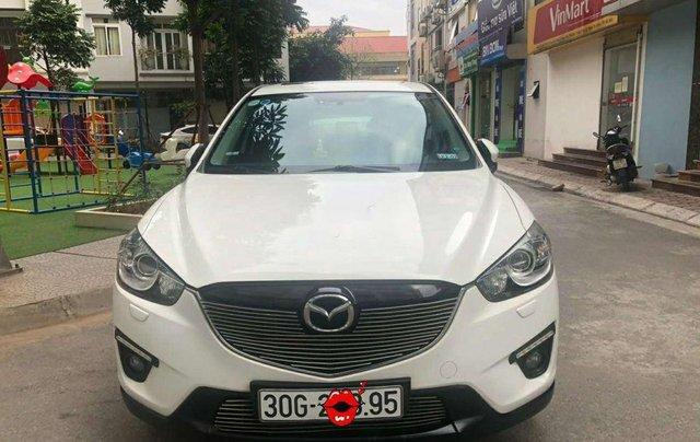Bán Mazda CX 5 năm sản xuất 2015 còn mới, giá tốt0