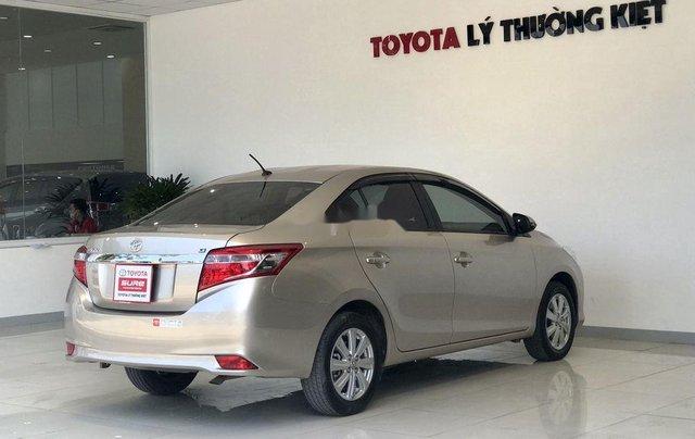 Bán Toyota Vios năm 2017 còn mới7