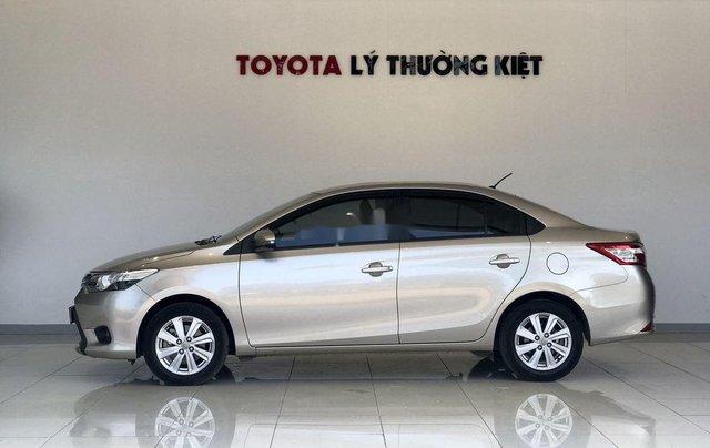 Bán Toyota Vios năm 2017 còn mới2