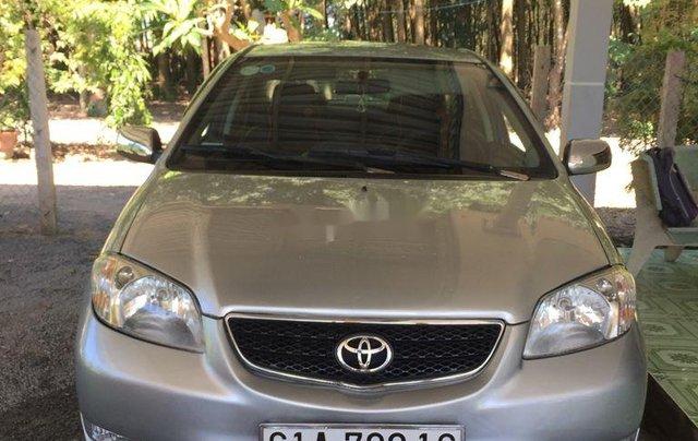 Cần bán xe Toyota Vios sản xuất năm 2005 còn mới0