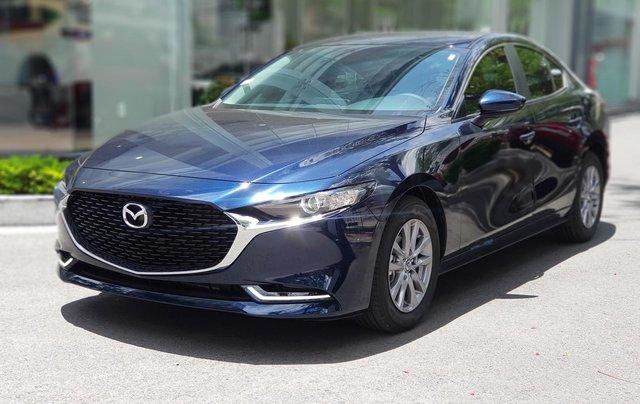 New Mazda 3 km tới 70tr, trả trước 162tr, vay 85%, cuối năm tiết kiệm thêm 40 triệu đồng0