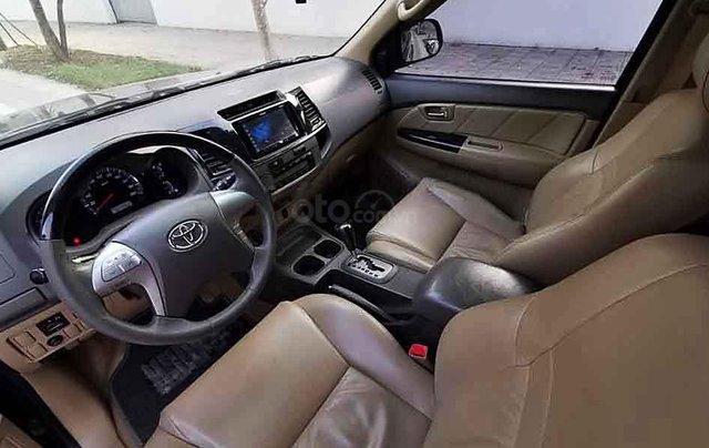Cần bán xe Toyota Fortuner sản xuất 2013, màu đen, giá ưu đãi2