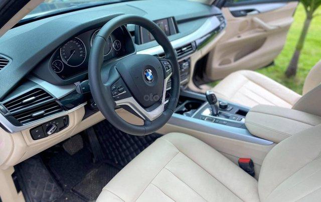 Bán BMW X5 sx 2017 xe rất đẹp đi đúng 18.000km cam kết bao check hãng11