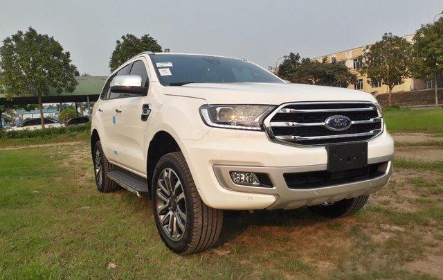[Hot] Ford Everest Titanium 2.0L 4x2 2021- giảm tiền mặt lên tới gần 100tr tặng phụ kiện, trả góp nhanh, giao xe ngay0