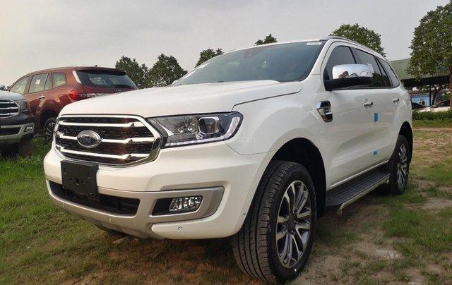 [Hot] Ford Everest Titanium 2.0L 4x2 2021- giảm tiền mặt lên tới gần 100tr tặng phụ kiện, trả góp nhanh, giao xe ngay5