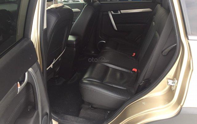 Cần bán xe Chevrolet Captiva 2.4AT 2016 màu vàng cát xe gia đình HCM 36.000km - xe cũ chính hãng Toyota Sure8