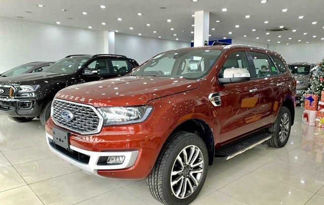 Sở hữu ngay Ford Everest 2020 với nhiều ưu đãi0