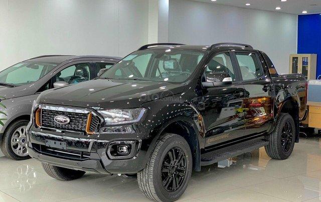 Sở hữu ngay Ford Ranger 2020 với nhiều ưu đãi0