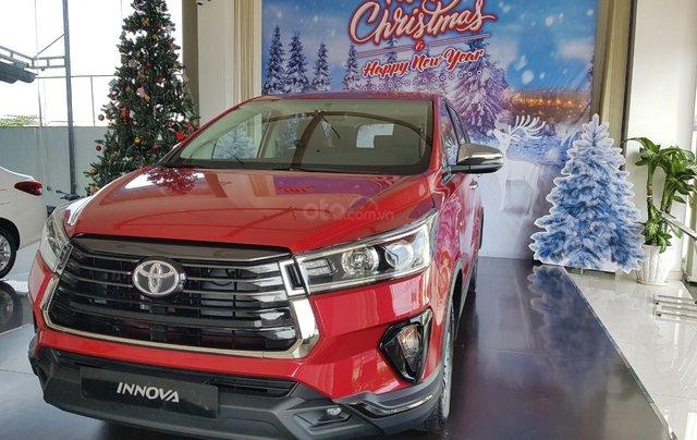 Toyota Innova Ventuner 2021 đủ màu giao ngay, ưu đãi thuế trước bạ0
