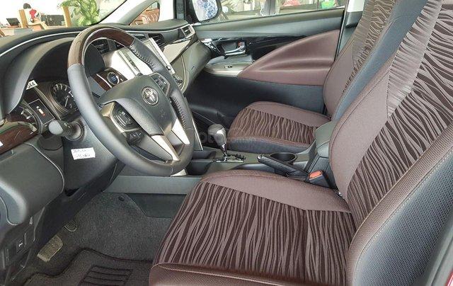 Toyota Innova Ventuner 2021 đủ màu giao ngay, ưu đãi thuế trước bạ8