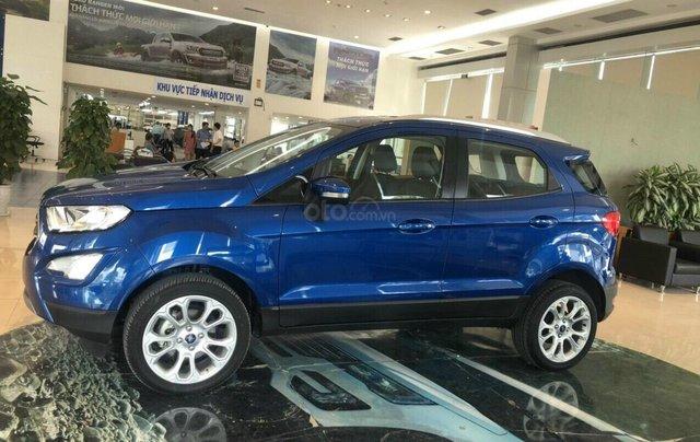 Ford EcoSport - nhanh tay quay số đt - tặng 50% thuế trước bạ0