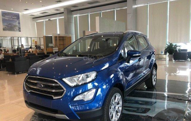 Ford EcoSport - nhanh tay quay số đt - tặng 50% thuế trước bạ1