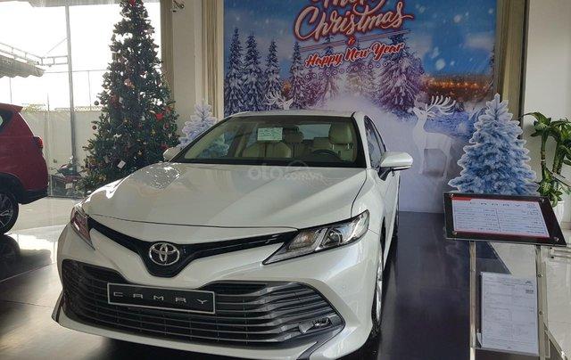 Toyota Camry 2021 nhập giảm giá cực khủng, chỉ cần 300tr nhận ngay xế sang1