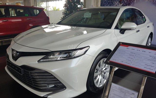 Toyota Camry 2021 nhập giảm giá cực khủng, chỉ cần 300tr nhận ngay xế sang2
